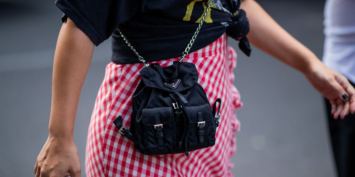 Prada's Beloved Backpacks to Be Made of Only Recycled Nylon by 2021