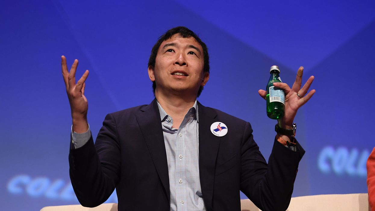 Andrew Yang: Alaska proves a universal basic income can work