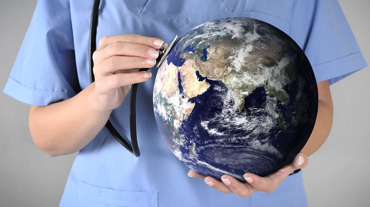 77 Health Organizations Call for Climate Action to Fight Public Health Emergency
