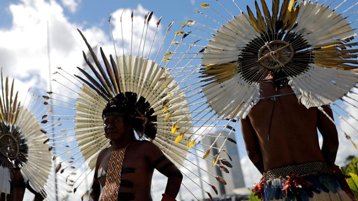 'Historic Moment' for Indigenous People at Climate Talks, New Climate Leader Says