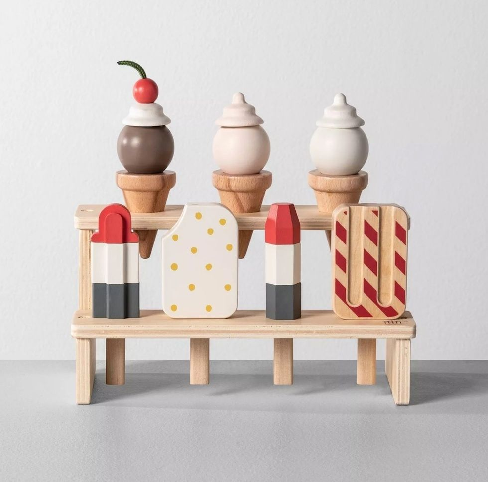 Kids Ice Cream Accessory Kit