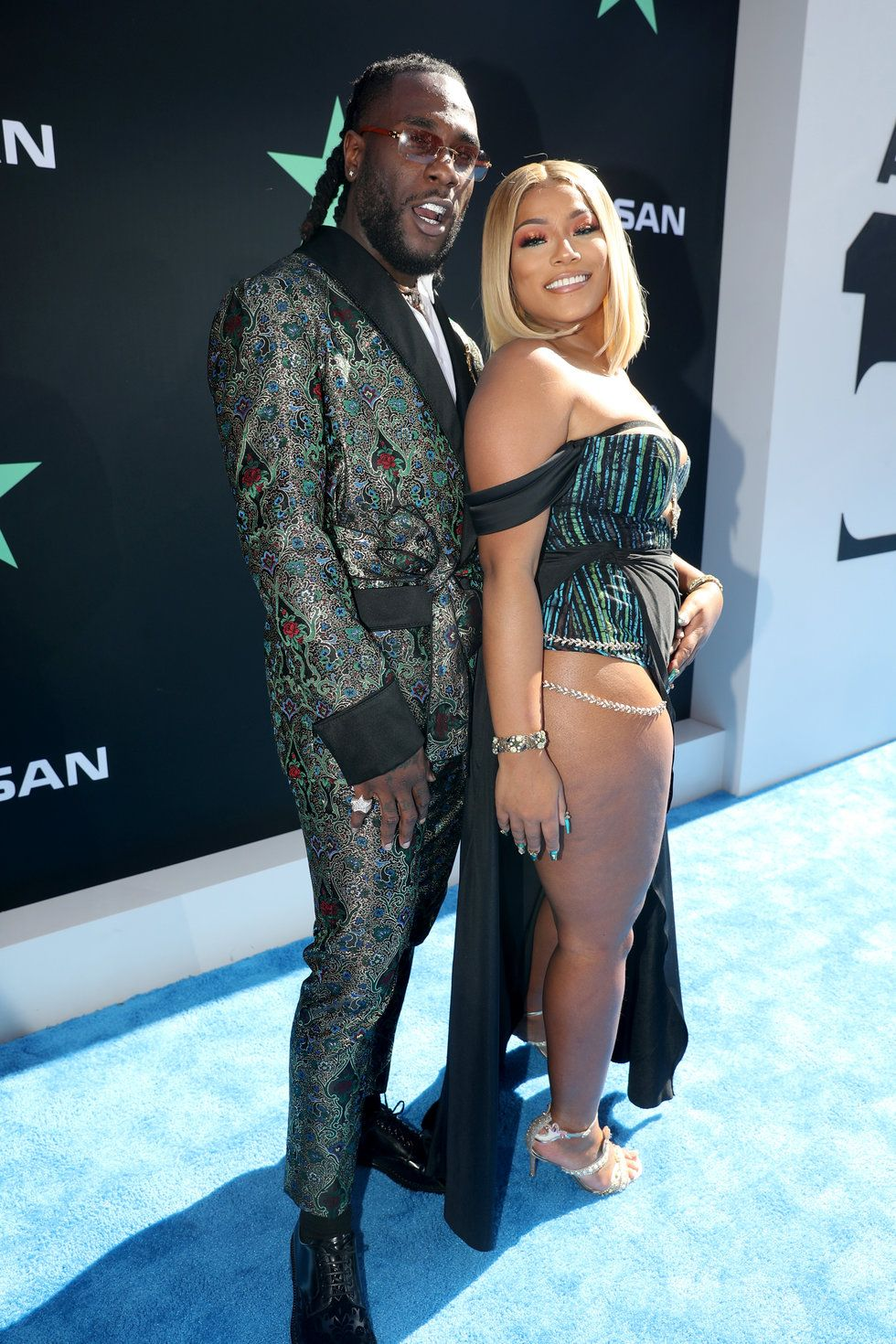 Africa at the BET Awards 2019: Dispatches from the Blue