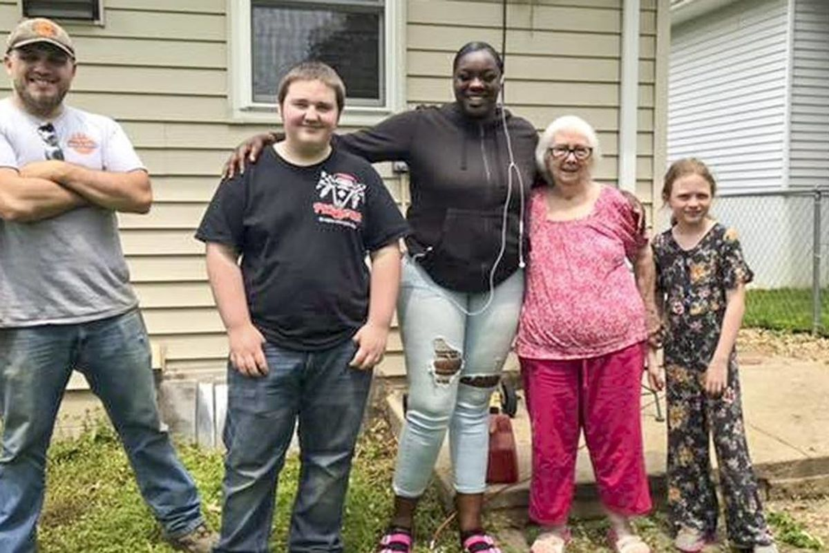 Iowa school is giving students PE credits for helping the elderly and disabled with their yard work.
