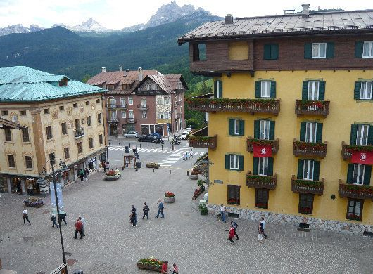activities in Cortina d'Ampezzo