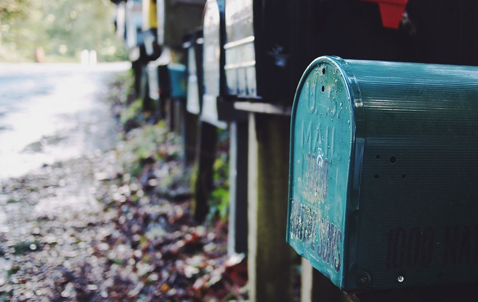 7 Odd Things You Can Send A Friend In The Mail