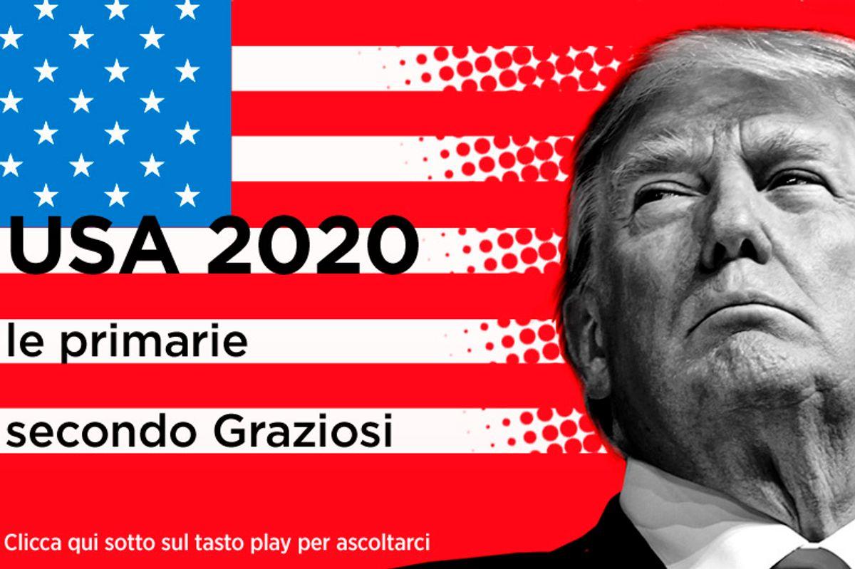 Usa 2020: le primarie secondo Graziosi