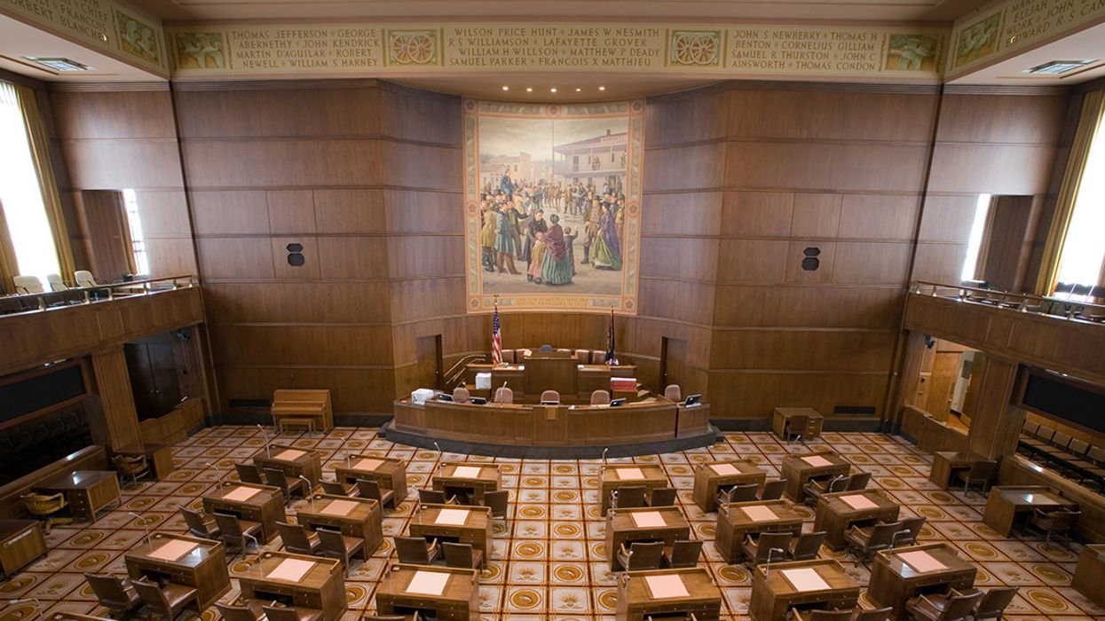 Climate Bill Oregon Republicans Fled to Avoid Is Dead, Senate President Says