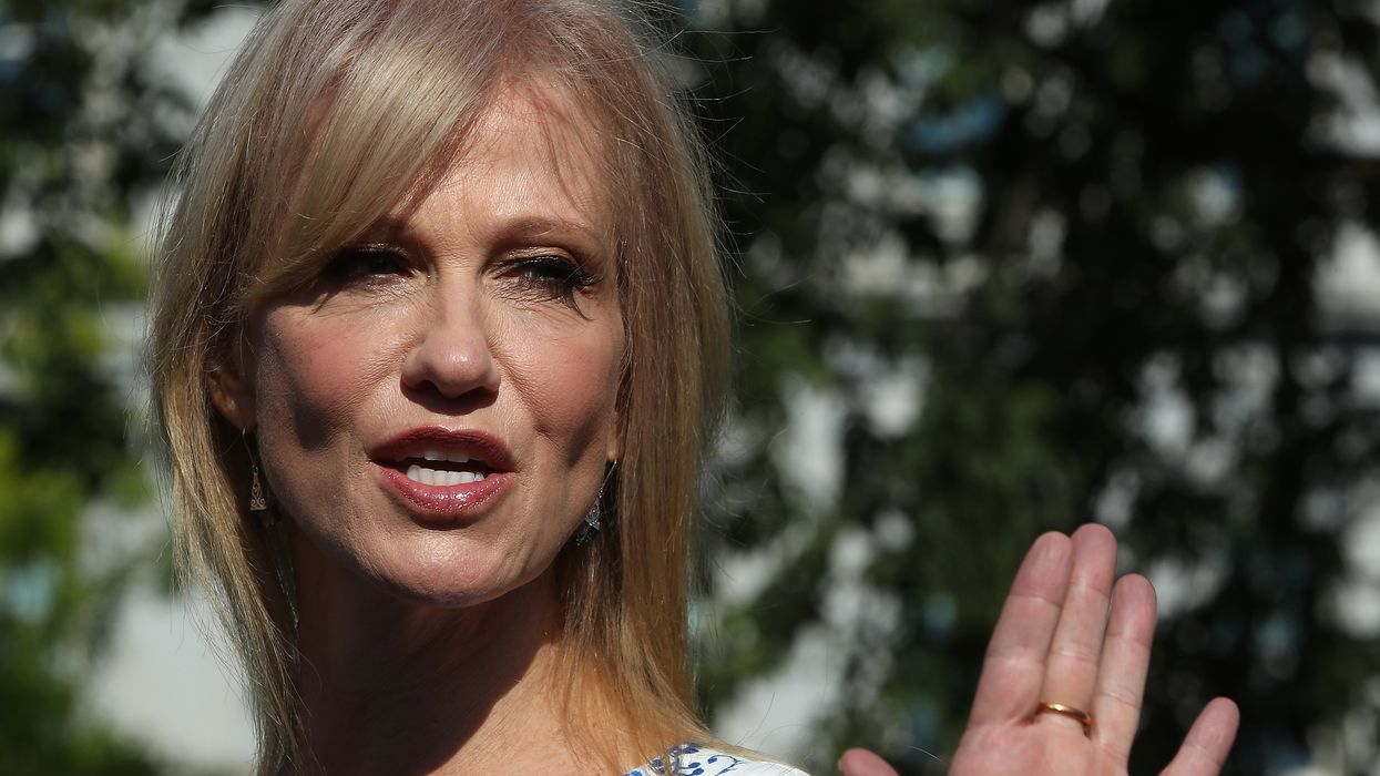 House Oversight Committee votes to subpoena Kellyanne Conway for alleged ethics violations
