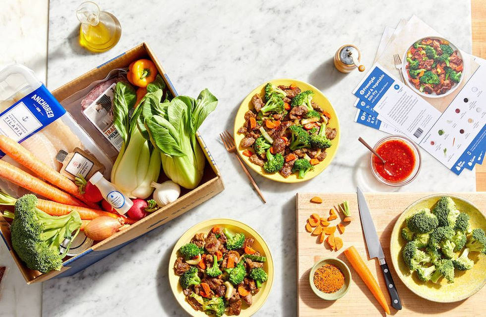 blue apron meal delivery