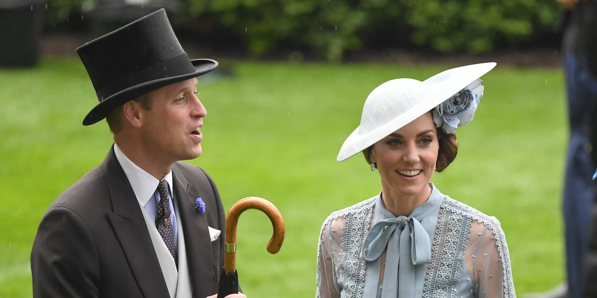 William and Kate Have 'Talked About' Their Kids Coming Out