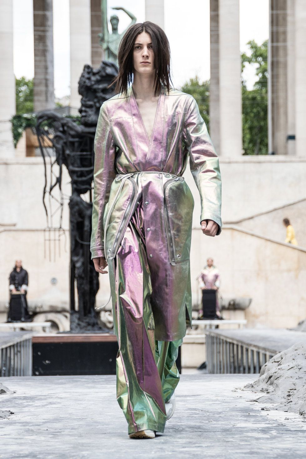 Louis Vuitton, Y/Project and Menswear Trends From Spring 2020 - PAPER