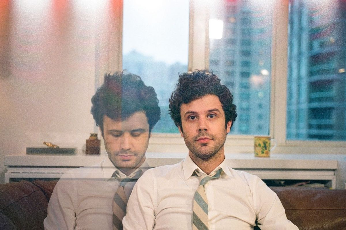 Passion Pit Sets the Record Straight, He's Not