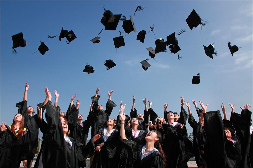 What They Don't Tell You About Graduating