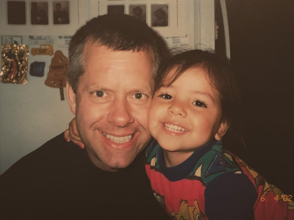 To My Dad - I Might Be Grown Up But You're Still My Hero