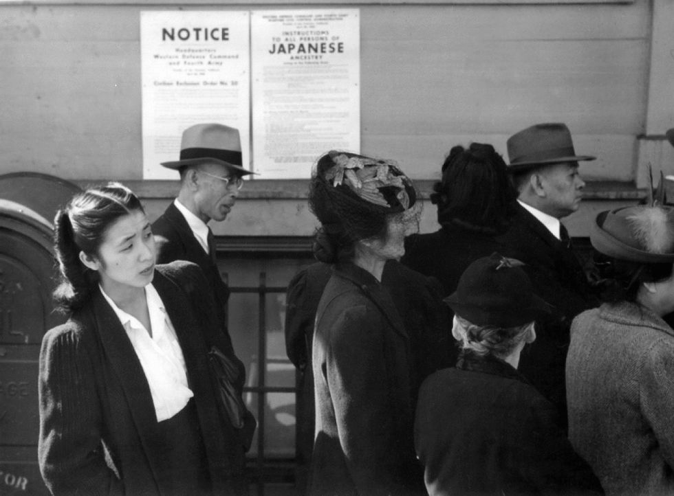 The Trump Administration Plans To Use A Former Japanese Internment Camp To Detain Undocumented Immigrants