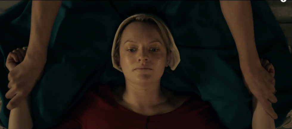 The Newest Season Of 'Handmaid's Tale' May Be Our Future