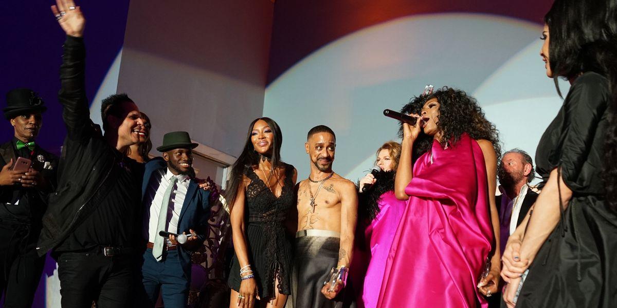 Exclusive: Happy Pride, Love Naomi Campbell