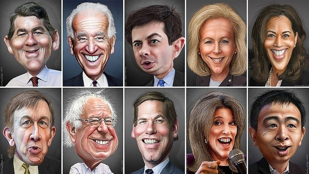 Will choosing between too many presidential candidates paralyze voters?