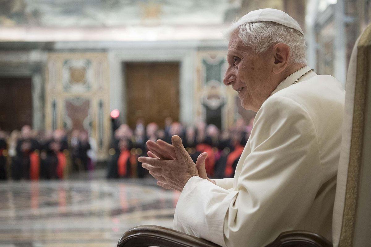 Ratzinger in campo per tenere unita la Chiesa