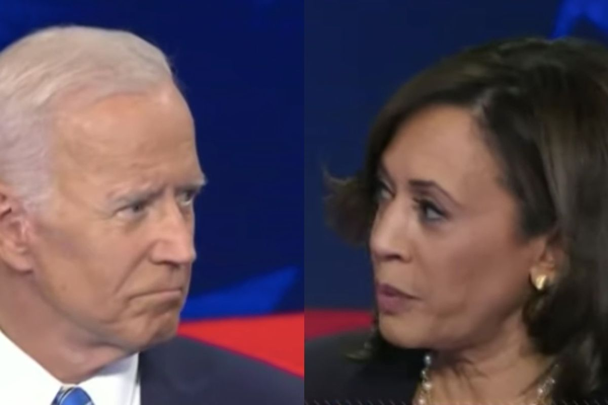 Kamala Harris grilled Joe Biden on race and it may have changed the entire 2020 campaign.