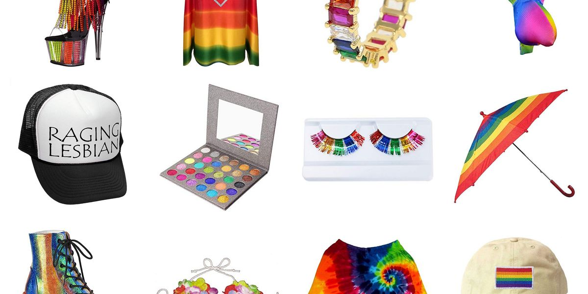 Amazon Fashion Secrets: 50 Pride Essentials