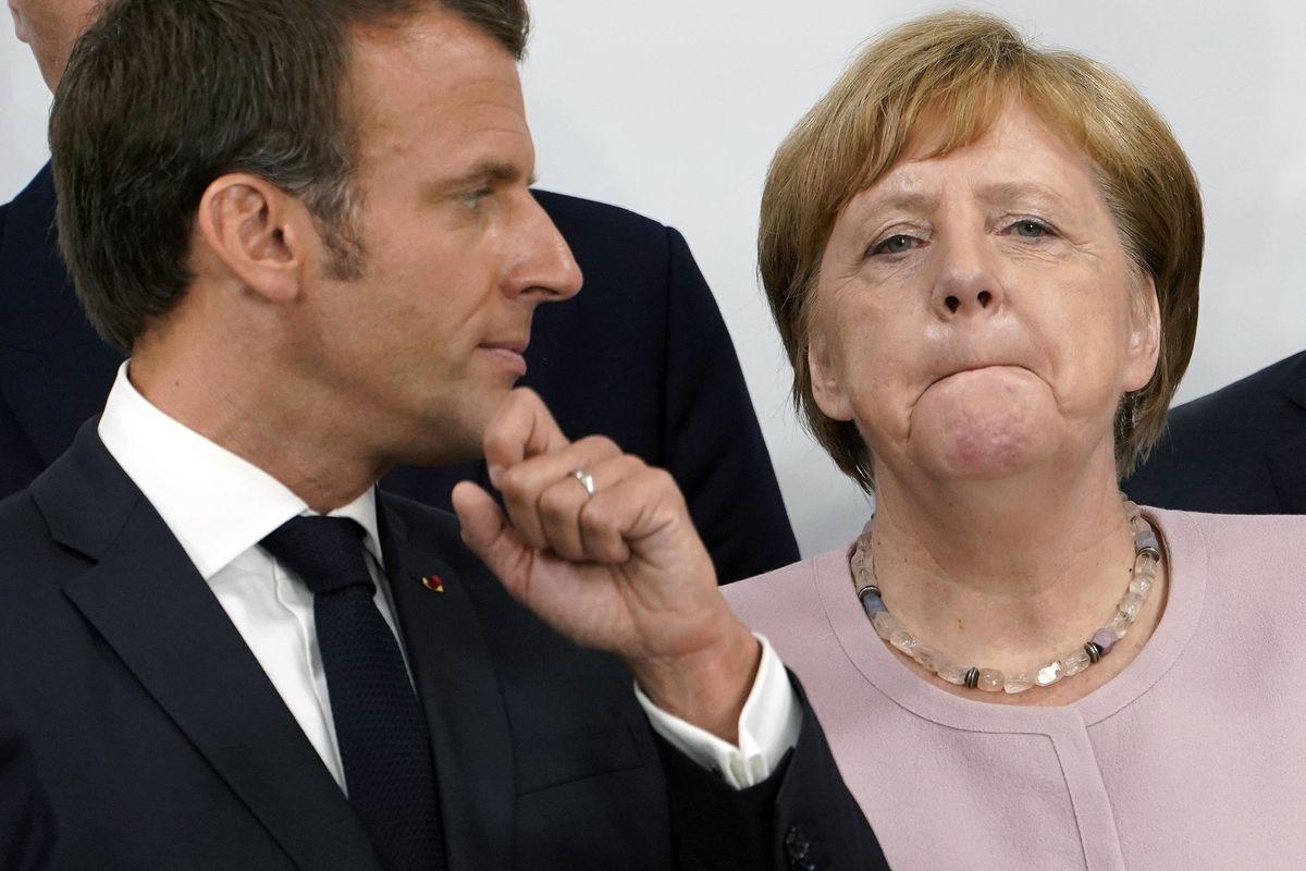 Con Parigi ai vertici della Commissione l'Europa penderebbe dalla parte della Cina