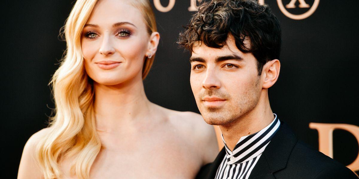 Sophie Turner and Joe Jonas Get Married in France