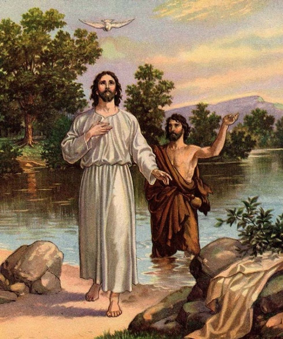 The Importance of Jesus' Baptism