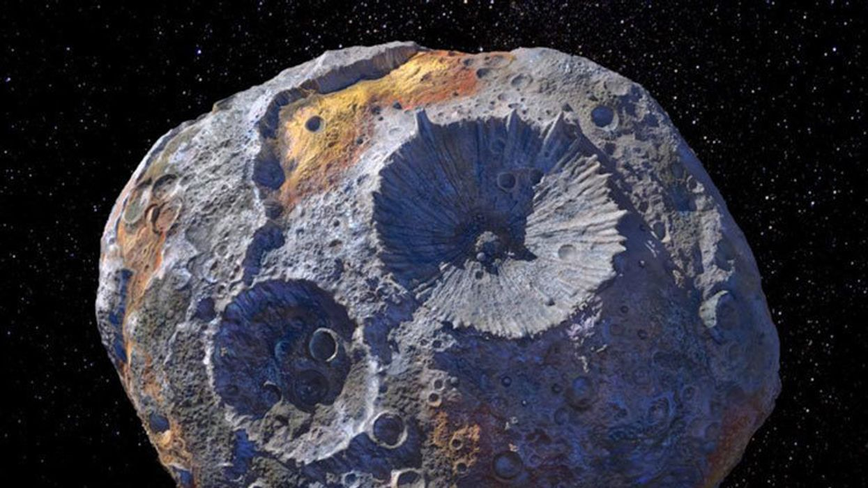 16 Psyche: The asteroid that could make every person on Earth a billionaire