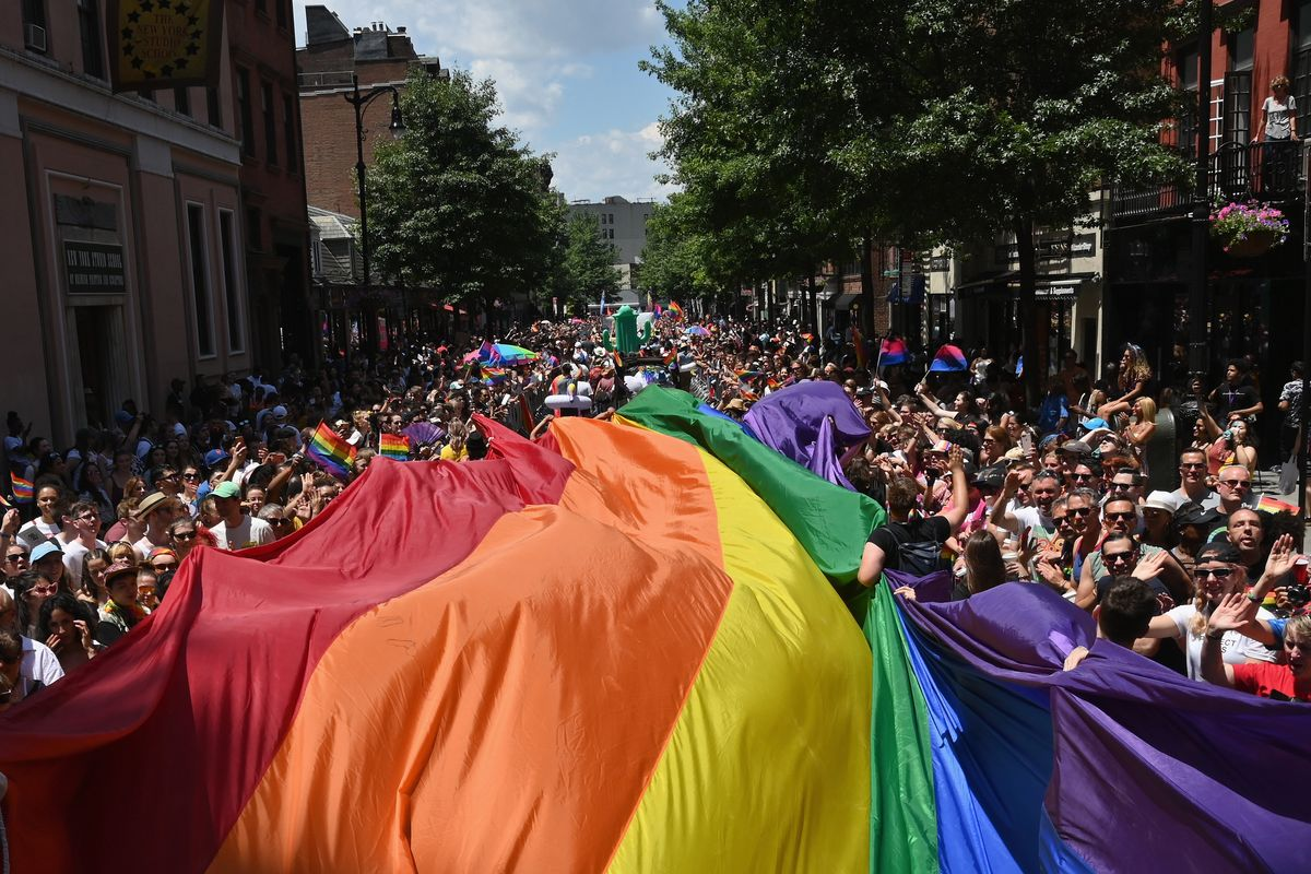 30 Photos from World Pride in New York City