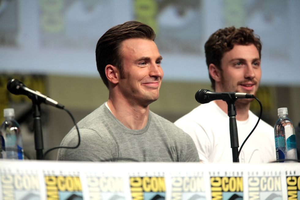 Here's Why Chris Evans is a Real Life Superhero
