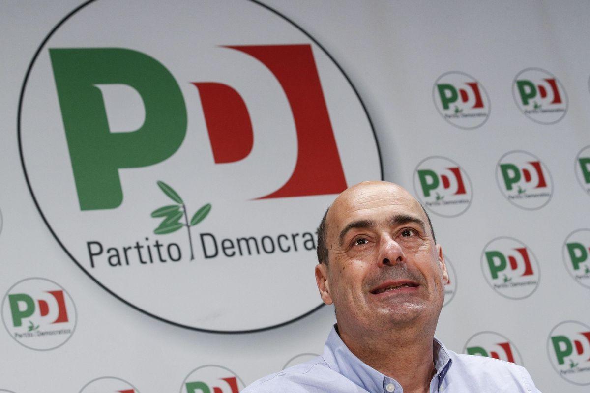 Dal Pd solo pagliacciate: sono contro gli italiani