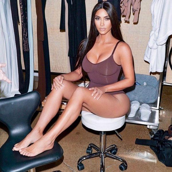 Kim Kardashian Will Re-Name Her Kimono Shapewear Line