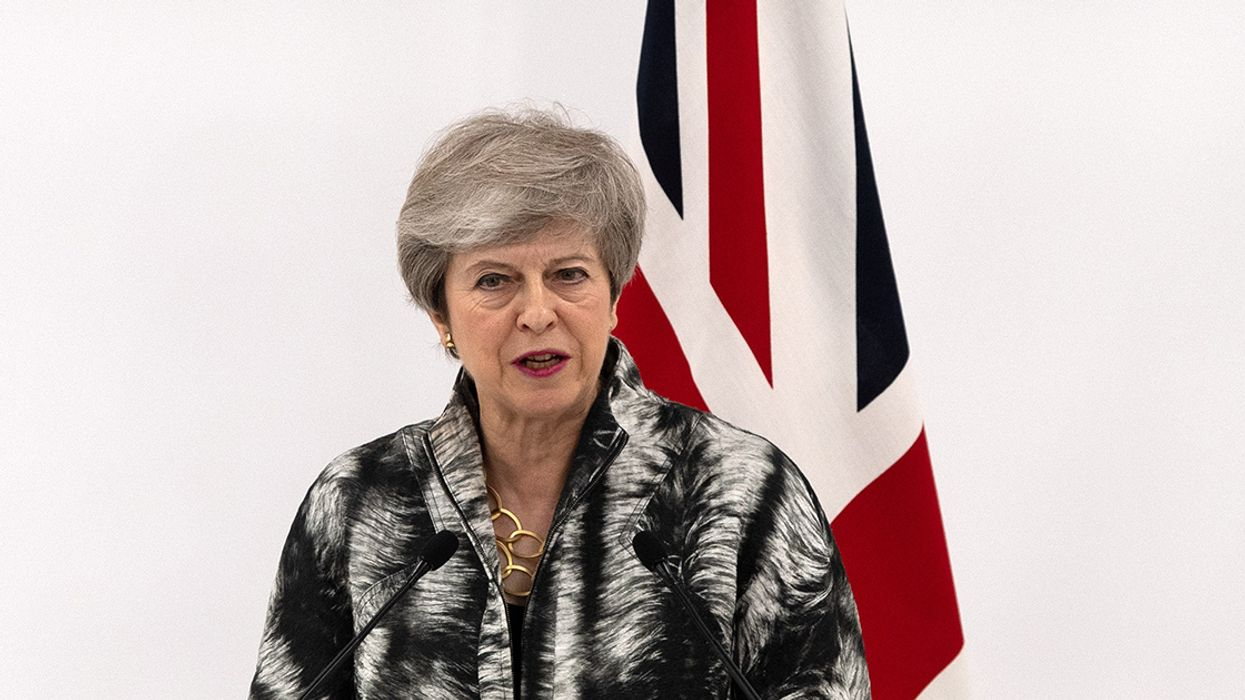 Theresa May Urges G20 Countries to Target Zero Emissions