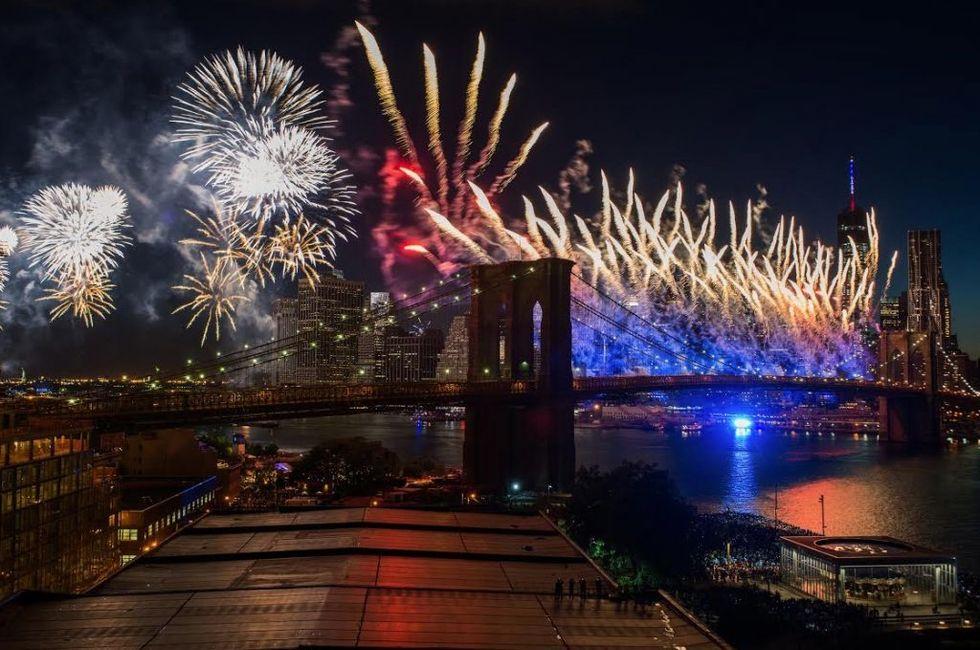 fireworks july 4 nyc