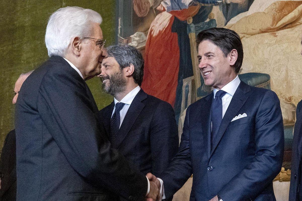 Conte e Mattarella portano il deficit al 2,1%
