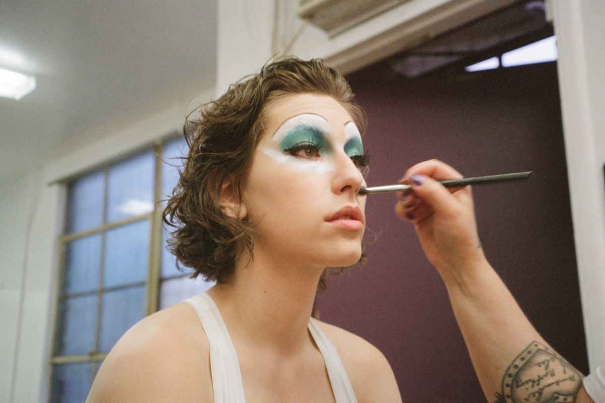 Behind the Scenes of King Princess' 'Cheap Queen' Video