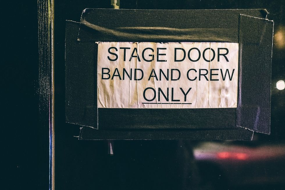 Respecting Technicians In Theatre Isn't A Choice, It's A Requirement