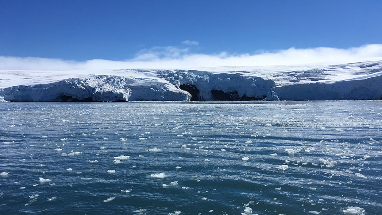 Antarctica Lost Sea Ice 4x the Size of France in 3 Years