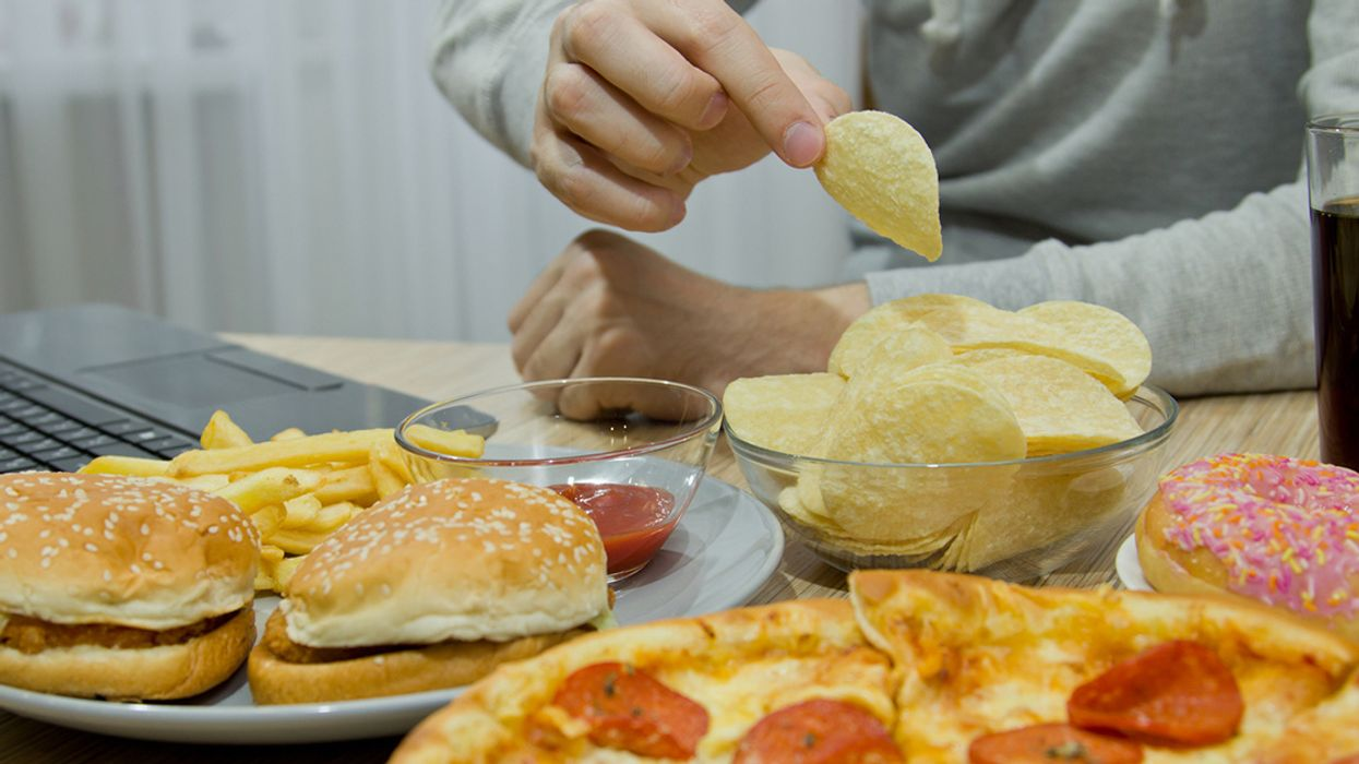 Men Who Eat 'Western' Junk Food Diet Have Lower Sperm Counts, Study Finds