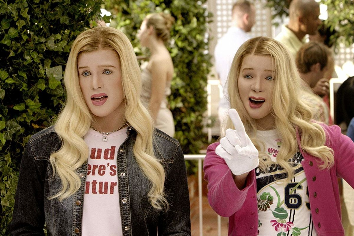 A Sequel To 'White Chicks' Is Definitely Happening