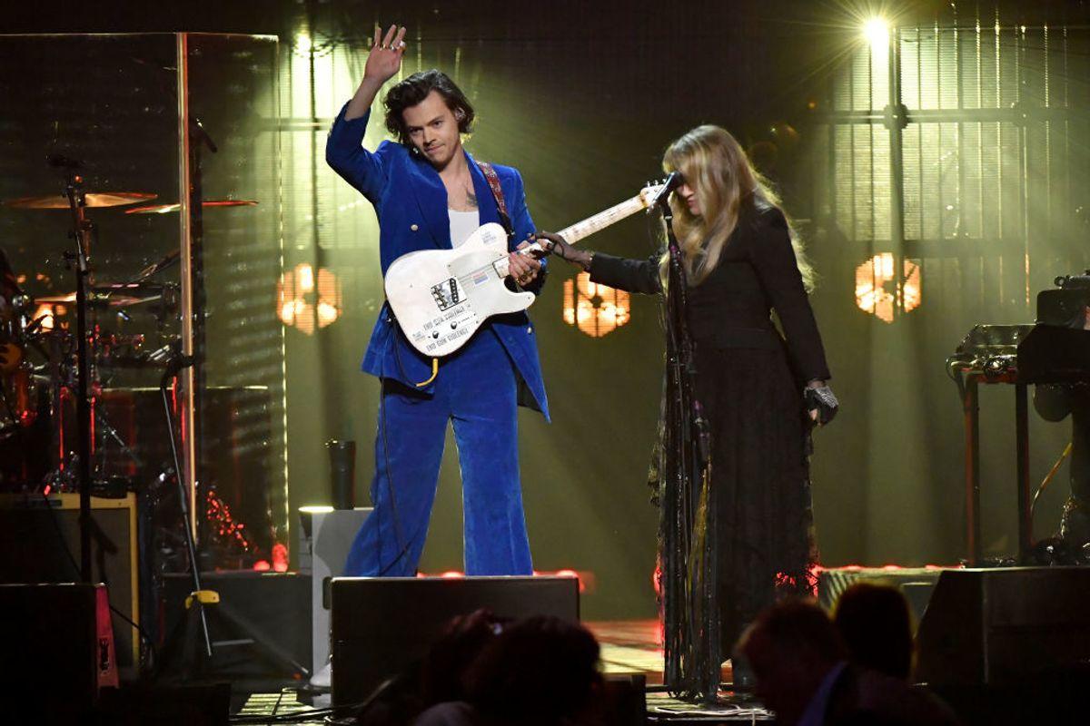 Should Harry Styles Play Elvis?