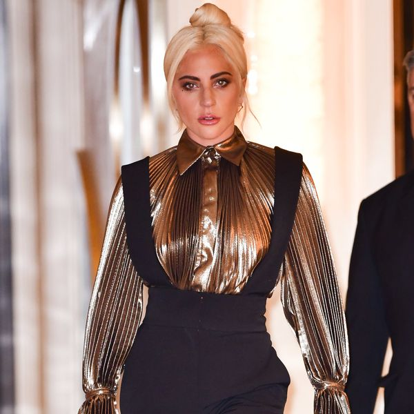 Lady Gaga Is In The Academy Now