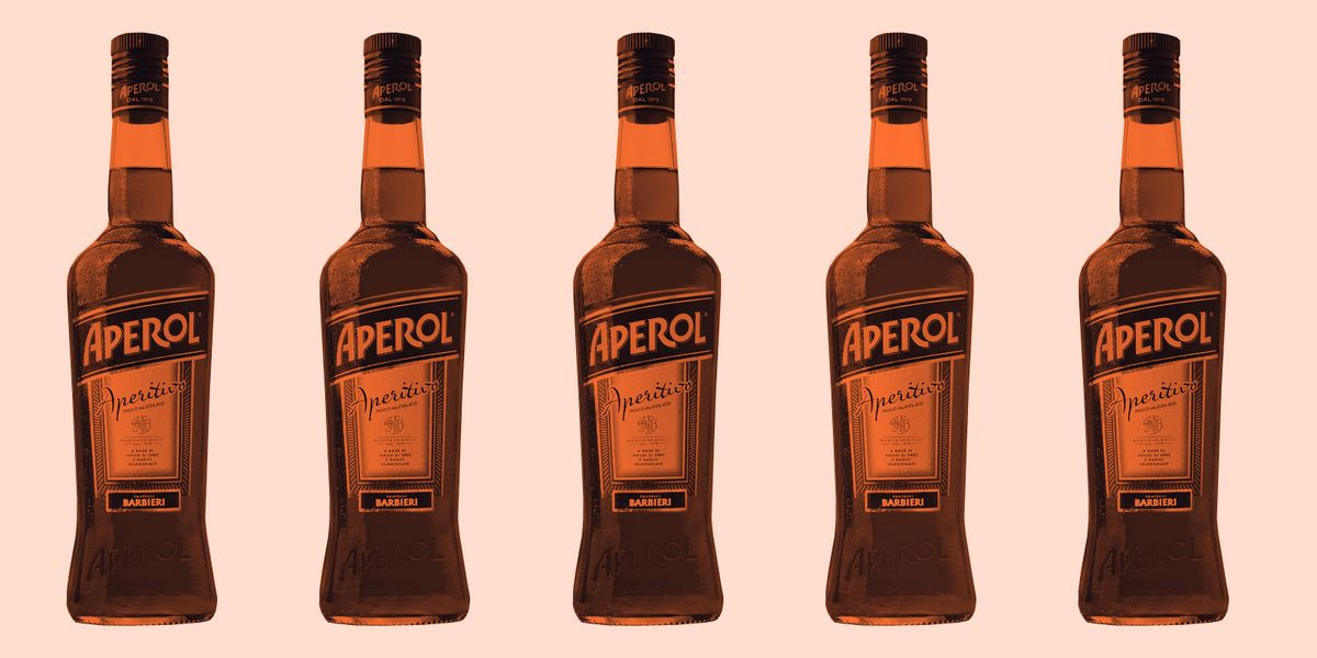 WTF Is Aperol And Why Is It Everywhere?