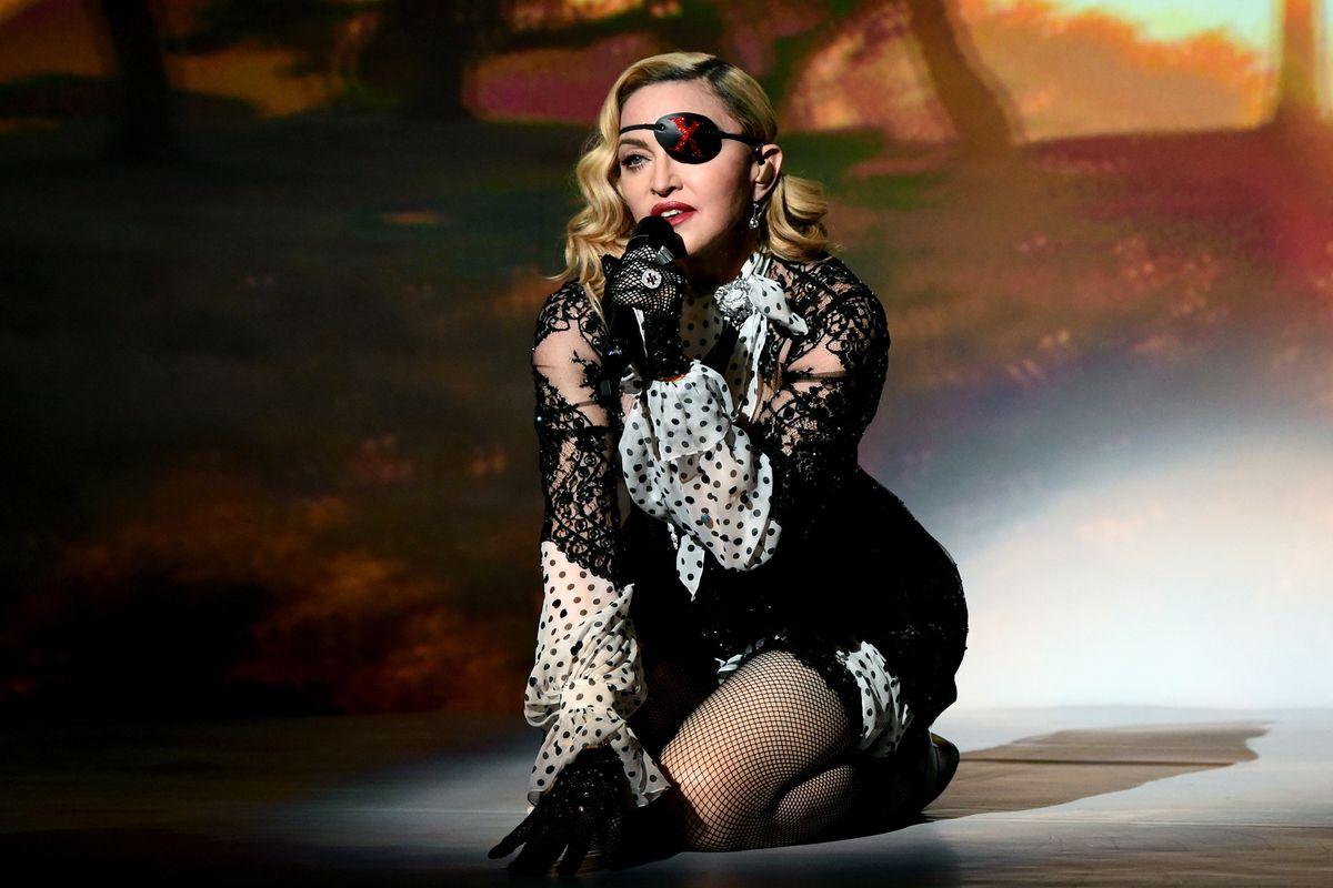 Emma González Criticizes Madonna's 'God Control' Video