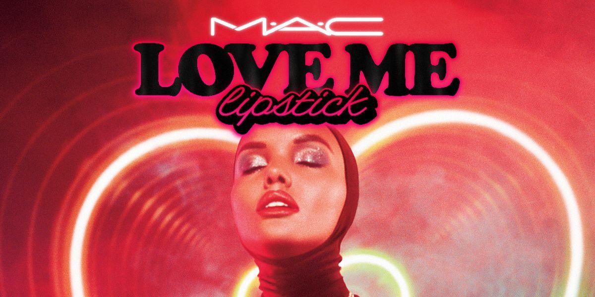 Halima, Rina Sawayama Star in MAC's Love Me Lipstick Campaign - PAPER