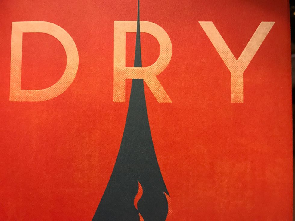 Dry: A Book Review