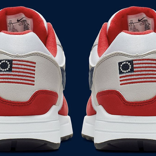 Nike Cancels 'Betsy Ross Flag' Sneaker After Colin Kaepernick Criticism