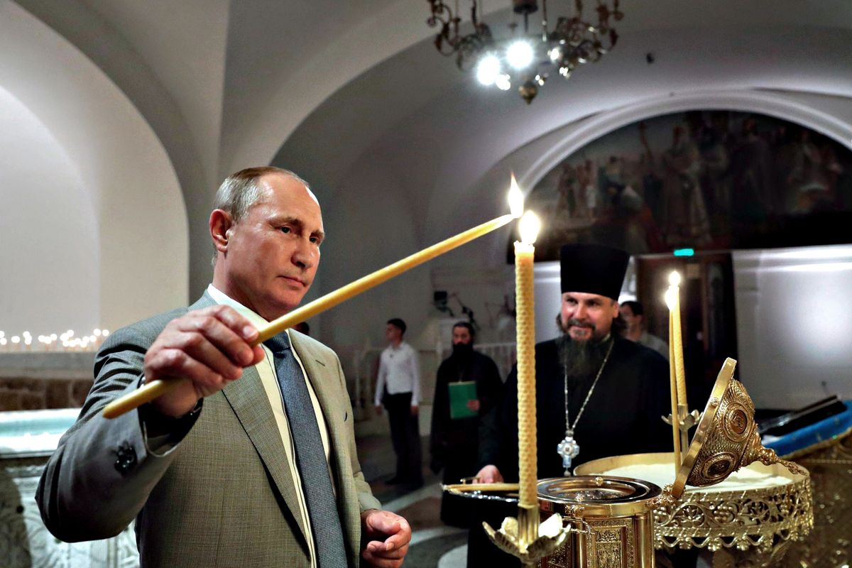 Il viaggio di Putin a Roma è l'occasione per accreditarci mediatori Mosca-Usa