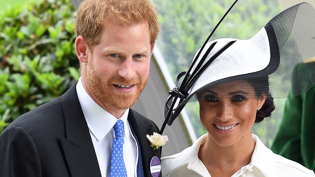 Meghan and Harry Roll Out Environmental Campaign While Royals' CO2 Emission Rises
